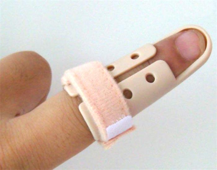 Как сделать фиксатор для пальца 185
