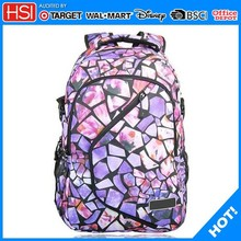 promotioal best seller outdoor camping backpack with rain cover