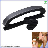 Bone Conduction Bluetooth Headphone With Hearing Aid Function Built-in 360mah Battery Waterproof Rechargeable Hearing Aid