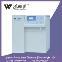 Flow rate 30 LH Laboratory Pure Water test lab equipment distilled water distilled water equipment