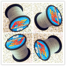 Stock available 4 Strand 1000M Japan PE fishing line braided