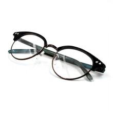 Handmade Fashion 2015 High Quality Half Eye Reading Glasses Frames