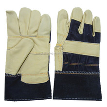 personalized leather gloves furniture