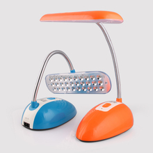 hot sale folding rechargable led table lamp