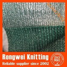 blue color coating film strong waterproof sun shade net prevent rain shade net