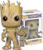 Vinyl Movie Guardians of the Galaxy Dancing Groot toys,collectible funko pop vinlyl toy action figure,famous movie viniyl toys
