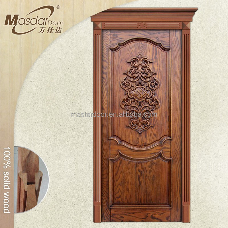 Simple wooden main door designs for Teak wood doors designs