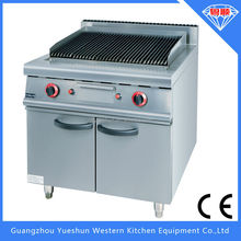 Hot selling high quality commercial gas hot lava stone grill