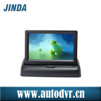 4.3 inch foldable car monitor in electronic components of Supplies