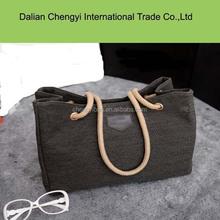 Color Women Canvas Plaid Tote Shoulder Bag Handbag Satchel Lady Messenger Bag