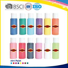 Art supplies watercolor paint, poster color paint set