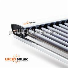 Heat Pipe Pressruized Solar Water Heater collector