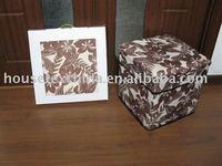 folding storage chair