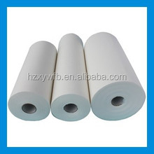 Cross Lapping/Parallel Viscose Polyester Wood Pulp Industrial Wipe Roll Spunlace Nonwoven Wipe