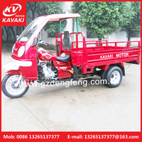New design motorcycle sidecar three wheeler for sale in Egypt