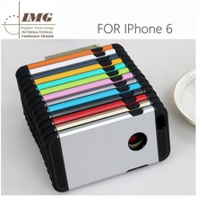 Bulk buy from china TPU PC Hybrid for iphone 6 , mobile accessories for iphone 6 phone case with 13 colors