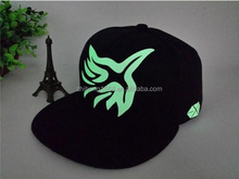 MZ00104 Blank Plain Good Quality Custom Embroidery Basketball Snapback Hat