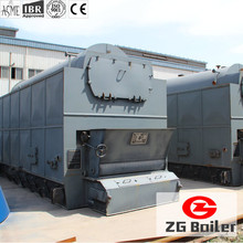 IBR certificate industrial big steam coal boiler