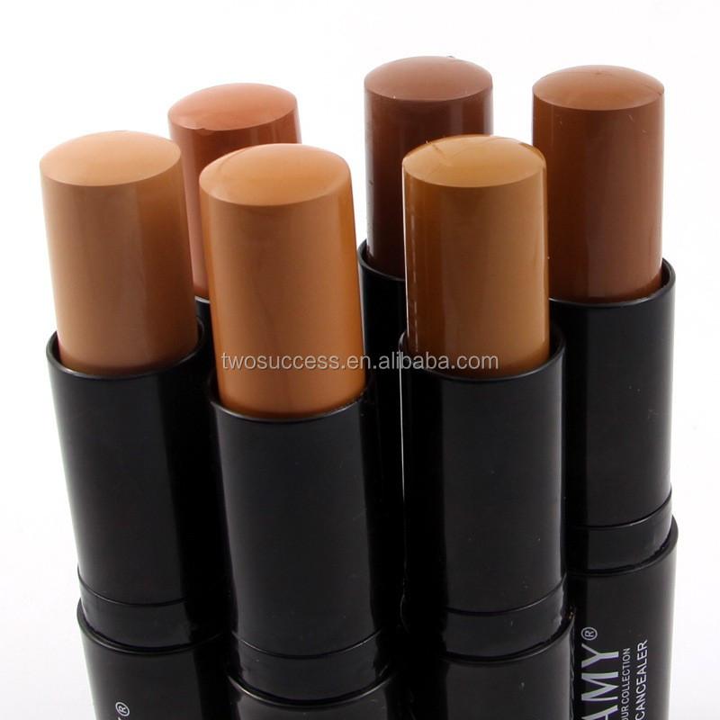 matte color foundation stick