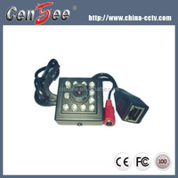 CE Certified Night Vision Micro IP Webcam