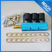 cng lpg fuel injector rail valtek type