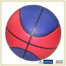 Basketball ball size 7 laminated PU material brand logo