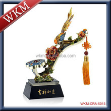 Chinese feng shui enamel metal craft
