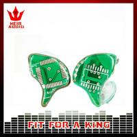 Heir Audio CIEM 4AS Custom Made In- ear headphone Ear Plug with well-known signature