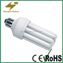 high power4U tube lamps, 4U type snow white tubes lamps diameter 17mm with E27 base