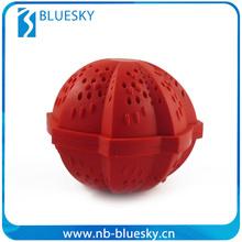 Velcro magentic washing ball