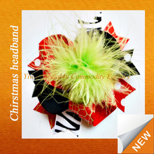 Baby Girls Kids party Headband Head Band Hair Accessories Flower chirstmas hair accessories for girls LYD-384