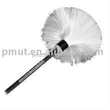 pvc container packing white fiberglass fingerprint brushes