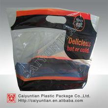 Beautiful Designed Fresh Food Bag with Ziplock