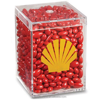 Customized acrylic candy display case,clear acrylic candy box,acrylic food display cases