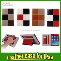 PU Leather Cover With Kickstand For IPad 6, For IPad 6 Case PU Leather, Leather Case For IPad 6