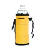 Neoprene Water Bottle Drawstring Insulator Cooler bag