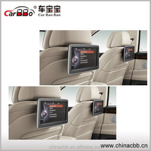 10.1 inch Android OS.car headrest monitor wiht WIFI 3G touch screen automobile rearseat Entertainment System monitor