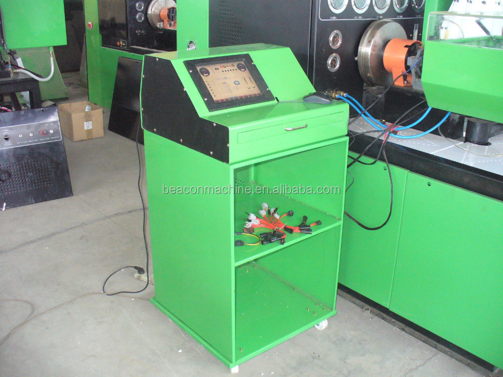 Automatic Test Equipment : Automatic test equipment for crs common rail fuel
