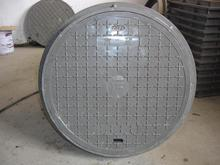 Brand new plastic water meter box manhole cover with CE certificate