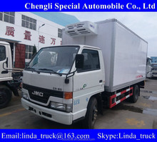 4x2 JMC Refrigerator Truck for sale