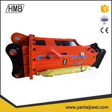 high quality korean hydraulic breaker for HD820-5 HD880 HD1023 SK250