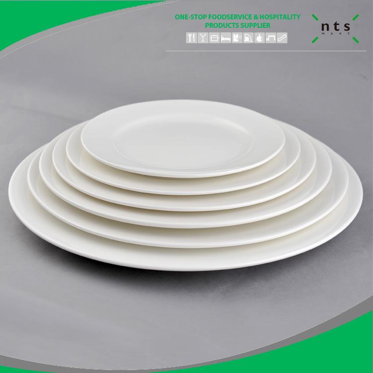 Porcelain Dinner Plate Wholesale Ceramic Dinner Plate Restaurant Hotel Dinner