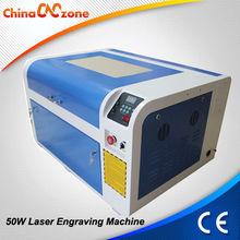 Maximum Engraving Speed 600mm/s XB-460 50W Name Cutting Machine