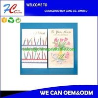 Hot selling LCD Video brochure LCD Video Book TFT video greeting card