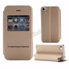 for iphone 5S View Window Case, Protective Cover for Apple iPhone 5S 5 Smart Case Cover