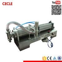 F6-5000 manual water bottle filling machine, semi automatic water bottle filling machine manual operation