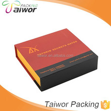 New Products Made In China Food Packaging Box Paper Cake Box