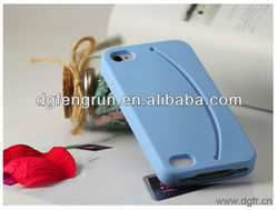 Fashion silicone dust proof phone case, welcome OEM