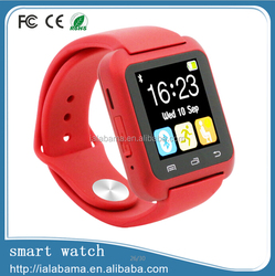 ce rohs bluetooth bt notification smart watch mobile phone accessories for iphone and mobile phone