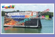 Outdoor Water Proof Billboards,Floating Inflatable Billboard Advertising